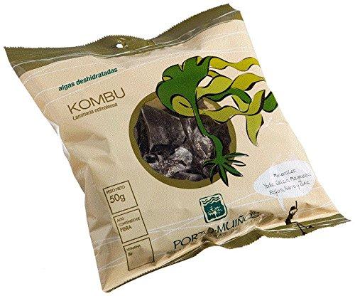 Porto Handgelenke Alga Kombu Deshydrate – Packung mit 2 x 50 g – insgesamt: 100 g