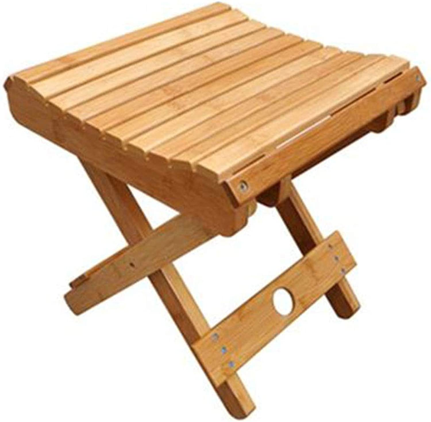 Folding Stool, Portable Chair with Fishing Stool