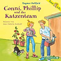 Conni, Phillip und das Katzenteam Hörbuch