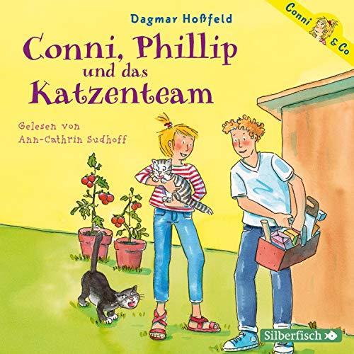 Conni, Phillip und das Katzenteam Titelbild