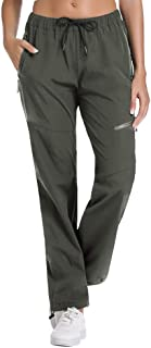 Asfixiado Women's Outdoor Quick Dry Capri Golf Stretch Pants #2116