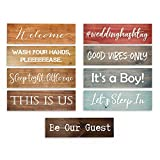 Custom Wood Signs Personalized   Farmhouse...