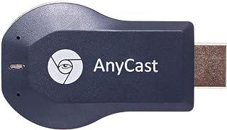 ريسيفر واي فاي بتصميم عصا للتلفزيون مع آيكاست اتش دي ام اي دونجل اللاسلكي للأندرويد