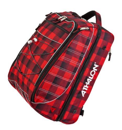 Athalon 'The Glider' Boot Bag/Backpack, Lumberjack