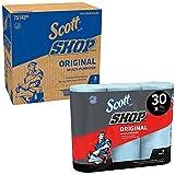 Scott Shop Towels Original (75143), Blue, 55...