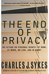 The End of Privacy Paperback