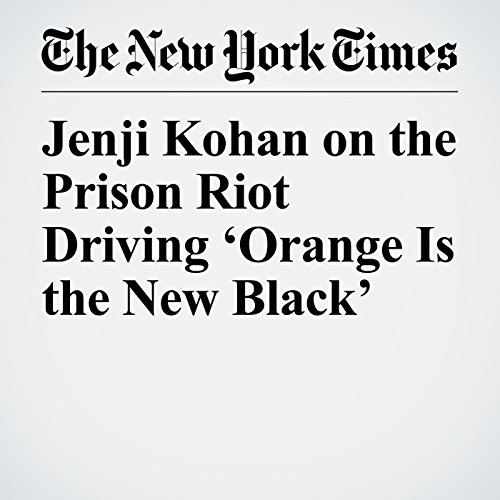 Jenji Kohan on the Prison Riot Driving 'Orange Is the New Black' copertina