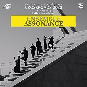 Ensemble Assonance / CROSSROADS 2020, contemporary music days in Armenia