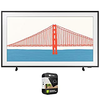 Samsung QN55LS03AAFXZA 55 Inch The Frame TV 2021 Bundle with Premium 1 Year Extended Protection Plan (B08YP7HDNG) | Amazon price tracker / tracking, Amazon price history charts, Amazon price watches, Amazon price drop alerts