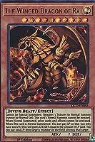 遊戯王 KICO-EN065 ラーの翼神竜 The Winged Dragon of Ra (英語版 1st Edition ウルトラレア) King's Court