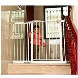 Cancello del bambino Scalinata del bambino Ringhiera di protezione infrangibile Cancello del bambino Supporto a pressione Recinto per bambini Porta di isolamento Doppio blocco Chiusura automatica