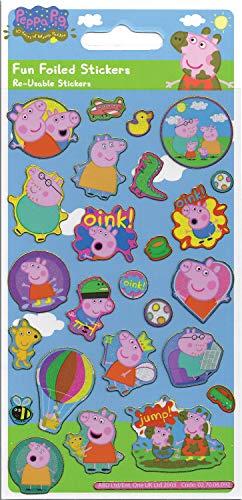 Peppa Pig, George Pig Autocollants