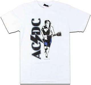 品 バンドTシャツ ロックTシャツ AC/DC エーシー ディーシー アンガス ヤング