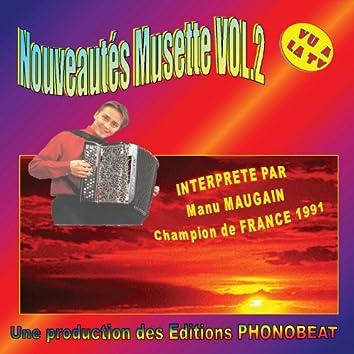 Nouveautés Musette, Vol. 2