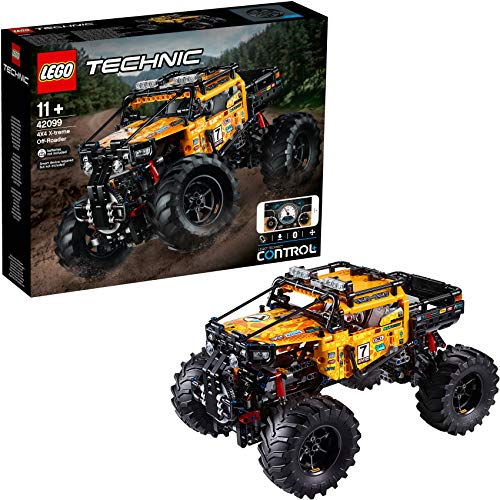 LEGO Technic 4x4 X-treme Off-Roader 42099 Building Kit