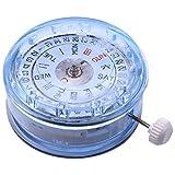 Kaxofang Mechanische Automatische Uhr Ersatz Bewegung Kalender Display Watch Ersatz Teile für...