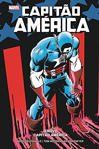Capitão América: O Novo Capitão América: Marvel Vintage