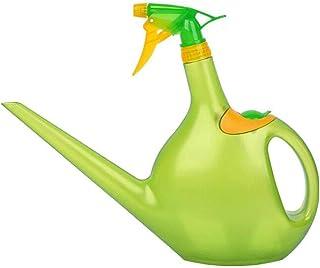 Sprinkling Can 2 In 1 Watering Kettle Spray Plastic Indoor Plant Water Can Durable Gardening Bottle Watering Sprinkler Gar...