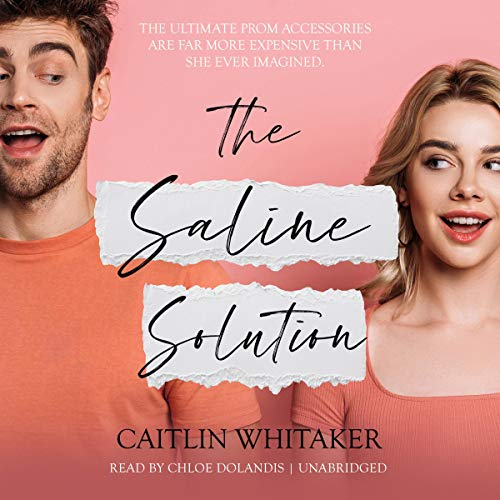 The Saline Solution Audiobook By Caitlin Whitaker cover art