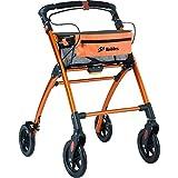 Mobilex Indoor Rollator Jaguar orange -
