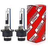 Best D4s Bulb 6000ks - DMEX (Pair) Hg-free D4R 35W 6000K Xenon Headlight Review