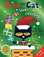 Best pete the cat saves christmas book Reviews