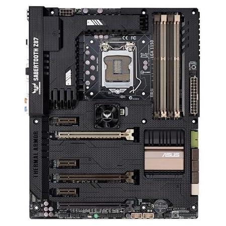 Asus Sabertooth Z87 LGA 1150 Motherboard