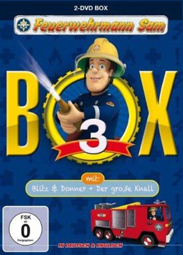 Feuerwehrmann Sam Box 3 (inkl.