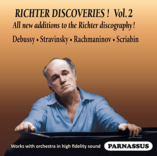 Richter Discoveries Volume 2