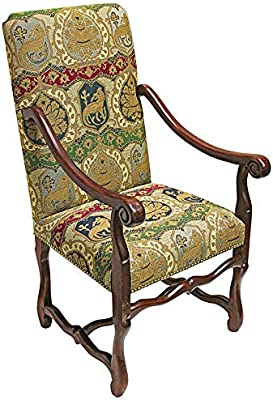 Amazon.com: Dekea Dining Room Chairs Beetle Velvet ...