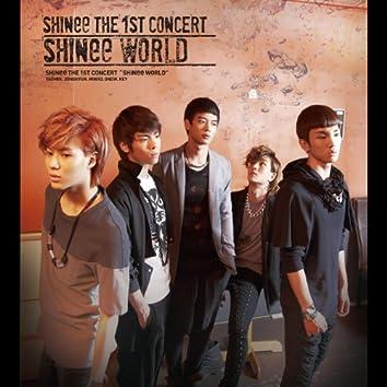 "SHINee THE 1ST ASIA TOUR CONCERT ""SHINee World"""