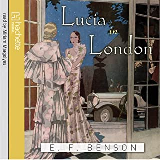 Lucia in London cover art