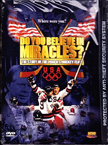 Do You Believe in Miracles? The Story of the 1980 U.S. Hockey Team : Target Exclusive Edition