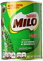 Fortified Chocolate flavored drink mix Jamaican favorite beverage Net Weight: 14.1oz