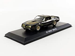 1977 Pontiac Firebird Trans Am - Smokey and The Bandit (1977), Authentic Movie Decoration, Movie Themed Packaging, Protective Acrylic Case, 1:43 True-to-Scale, Limited Edition