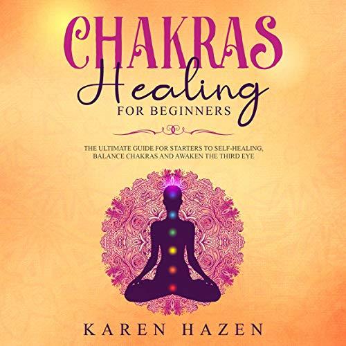 Couverture de Chakras Healing for Beginners