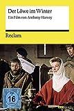 Der Löwe im Winter (Reclam Edition) [Alemania] [DVD]