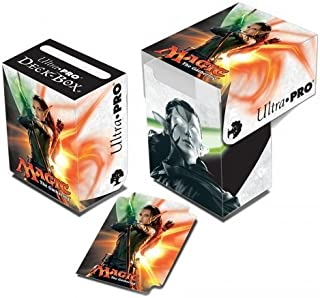 Magic: the Gathering - MTG Magic Origins Planeswalker Nissa Revane Vertical Deck Box [並行輸入品]