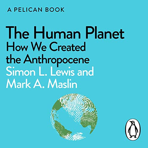 The Human Planet cover art