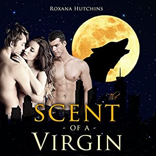 Billionaire Werewolf BBW Menage: The Scent of a Virgin audiobook cover art