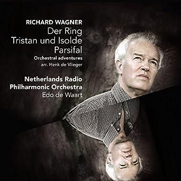 Der Ring - Tristan Und Isolde - Parsifal / Orchestral Adventures