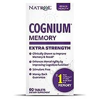 Natrol Cognium エクストラ ストレングス 200 mg 60錠