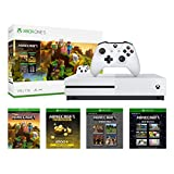 Xbox One S 1Tb Console - Minecraft Creators Bundle...