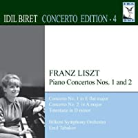 Idil Biret Concerto Editions 4 Piano Ctos 1 & 2 by LISZT / FRANZ (2009-11-17)