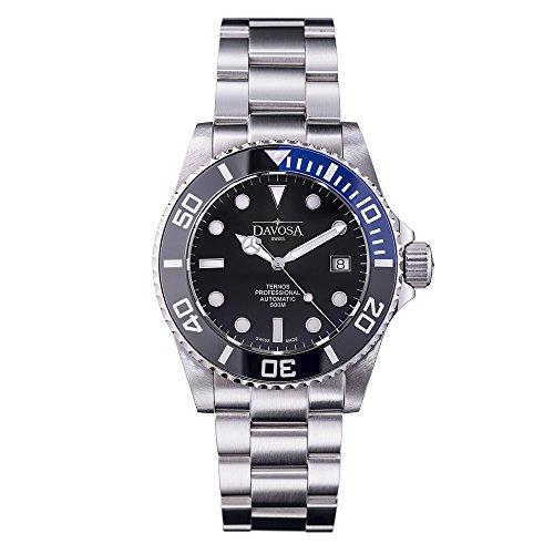 Davosa Reloj de hombre Ternos Professional TT 161.559.45
