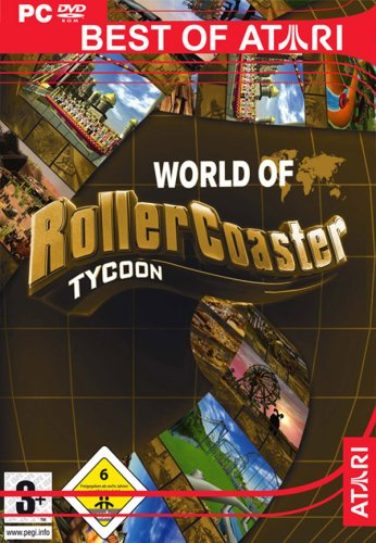 Atari World of Rollercoaster Tycoon