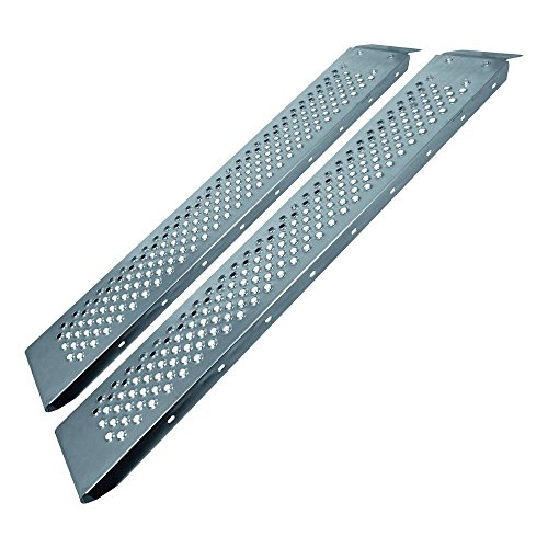 CARPOINT 0410268 Auffahrrampen Stahl, 2 X 150 cm