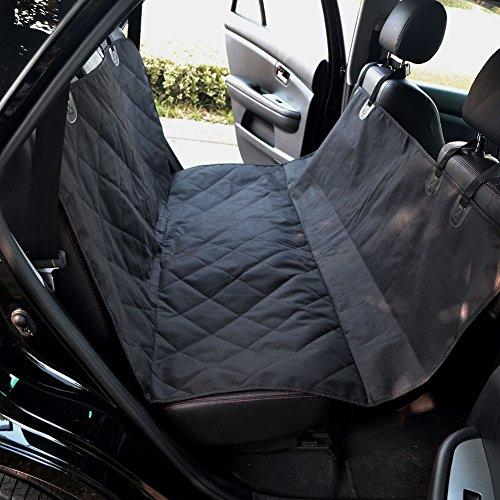 Seat Dog voiture arrière Couverture Pet Hammock Waterproof Seat Protector Mat voiture 60 x 52 pouces