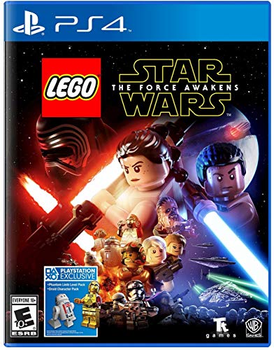 LEGO Star Wars: The Force Awakens – PlayStation 4