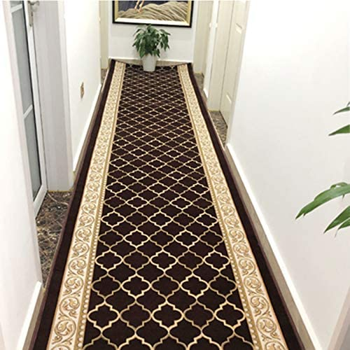 AEREY Alfombra de Pasillo 70x160cm Alfombras Pasillo Modernas Personalizar Talla Alfombras de Cocina para alfombras de Entrada a pasillos R-4